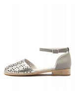 ABLUSH SILVER LEATHER