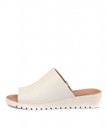 MERRIES WHITE LEATHER