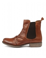 WILLO W BRANDY LEATHER