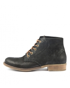 COACHEL BLACK NUBUCK