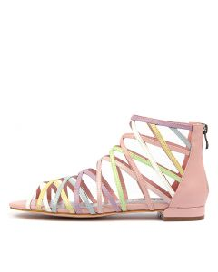 LIANA NEW PASTEL MULT LEATHER