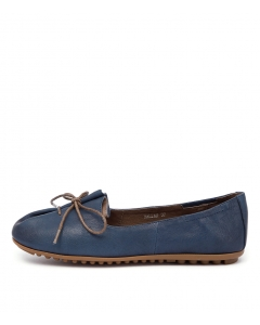 BALLAD NAVY LEATHER