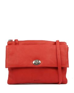 CARINA GG RED LEATHER