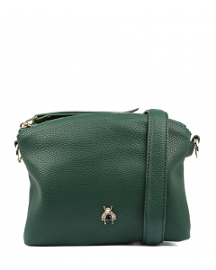 SYLVI DARK GREEN SMOOTH