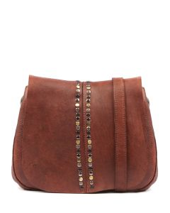 MINSTREL COGNAC LEATHER