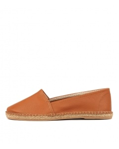 DAMA 81 CUERO (TAN) VELVET (LEATHER)