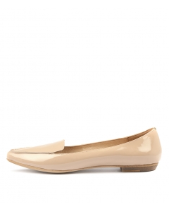 GYRO NUDE PATENT LEATHER