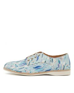 DERBY RL PRINT BLUE FUSION LIL LEATHER