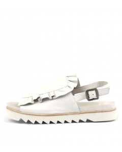 DAPS WHITE LEATHER