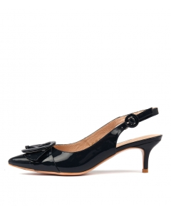 CARNABY NAVY PATENT LEATHER