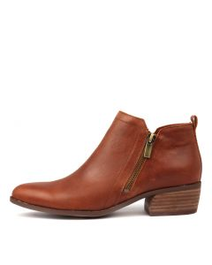 CARMA COGNAC LEATHER