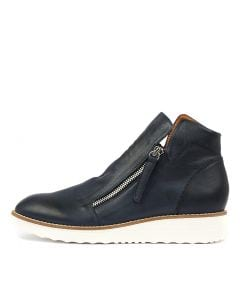 OHMY NAVY LEATHER