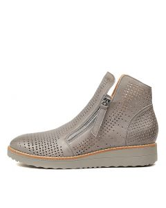 ONBEN GREY GREY LEATHER