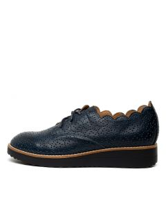 25ff30110d9e TOP END ottilia navy navy sole leather