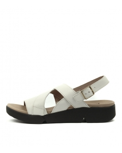 WASSON WHITE LEATHER