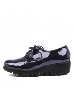 WILDFIRE NAVY PATENT LEATHER