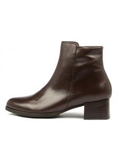 WICKEDLY BROWN LEATHER